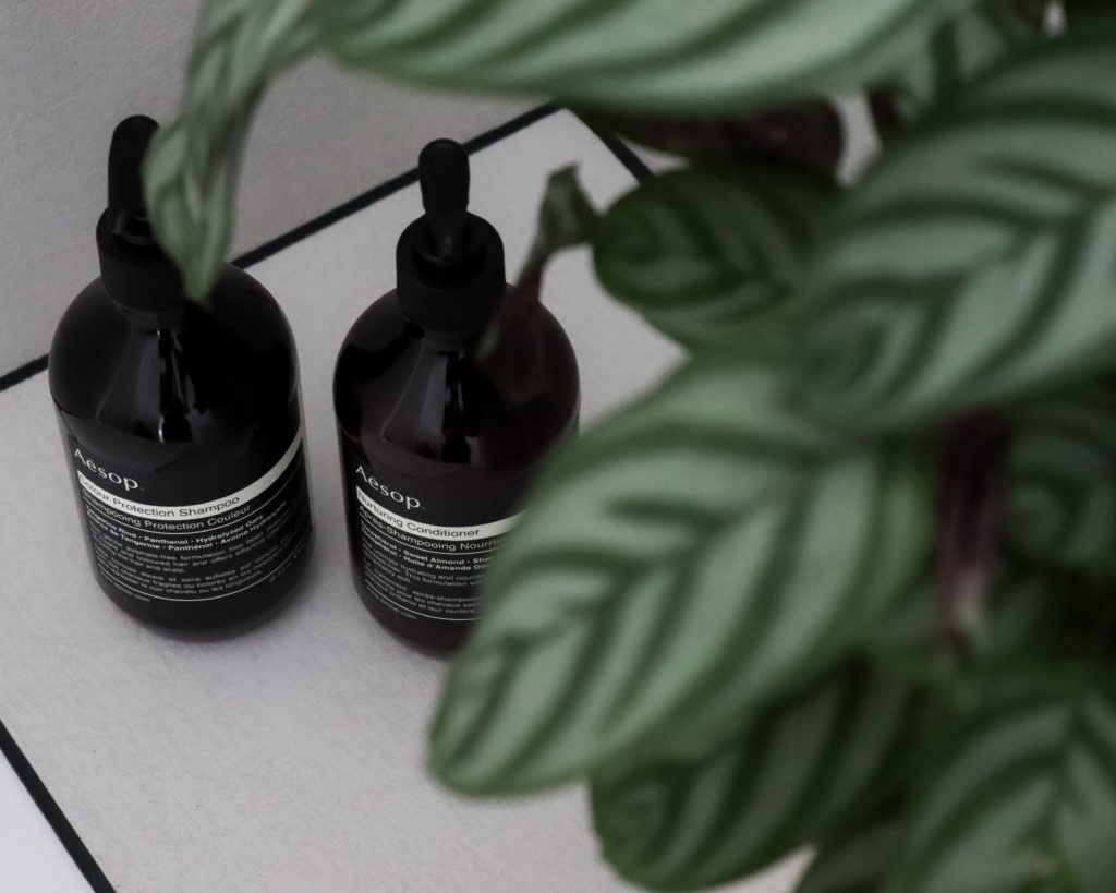 Aesop Shampoo & Conditioner