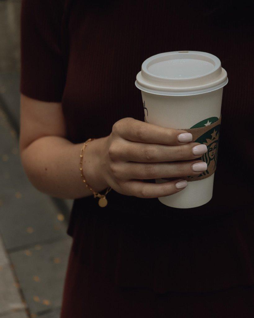 Pumpkin Spice Latte Season @Starbucks